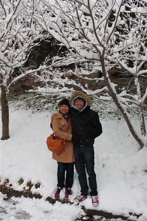 AGROMED นำลูกค้าท่องเที่ยว ญี่ปุ่น – ฮอกไกโด - ฮะโกดาเตะ 25 Nov – 1 Dec 2013