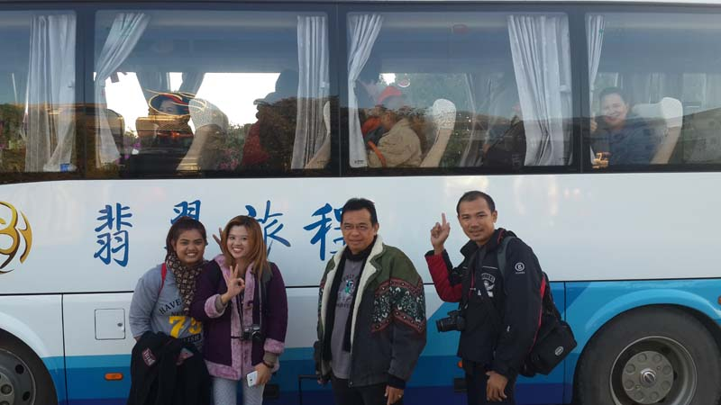 AGROMED นำลูกค้าท่องเที่ยว ต้าหลี่-ลี่เจียง-แชงกรีล่า 22 - 27 Nov 2014