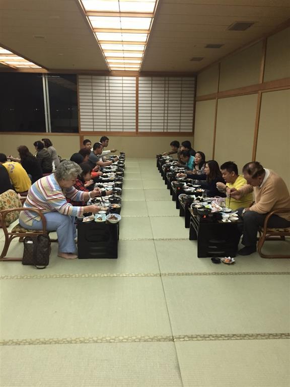 AGROMED นำลูกค้าท่องเที่ยว GRAND KYUSHU FUKUOKA 17 - 23 Dec 2015